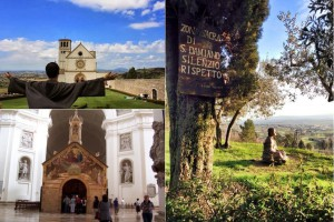 Offerta Nei Luoghi di Francesco e Chiara