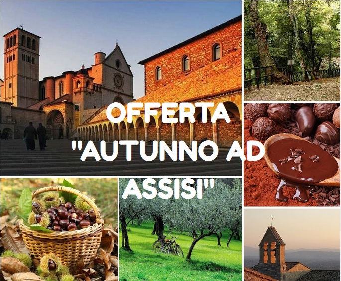 Autunno ad assisi domus pacis assisi hotel domus pacis for Soggiorno ad assisi