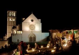 Assisi-Presepe