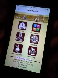 App Frati Assisi